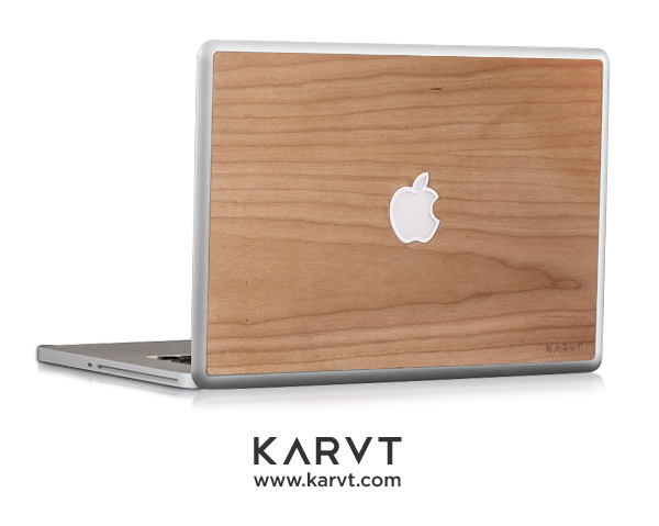 KARVT Wooden Skin for Macbook Pro